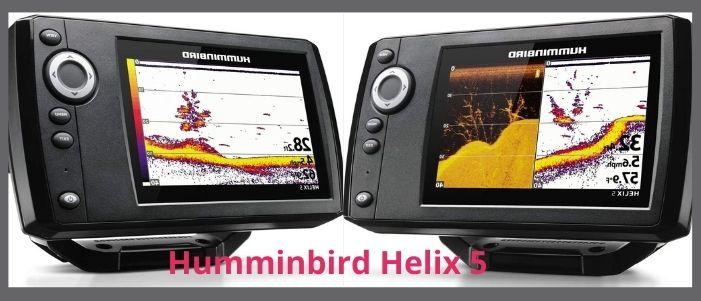 humminbird helix 5 review