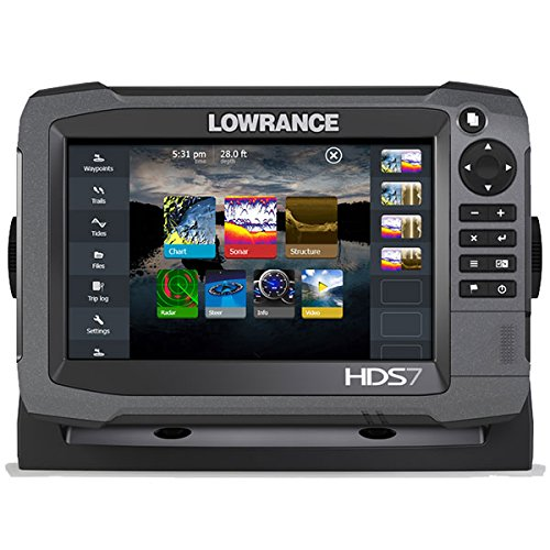 Lowrance HDS 7 GEN3 review