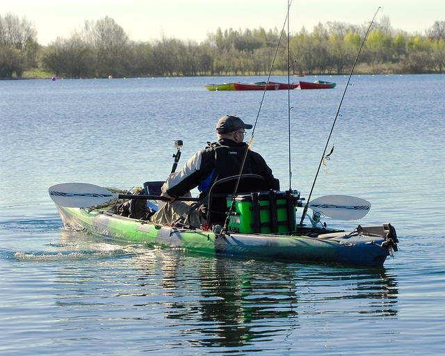 kayak fish finder battery