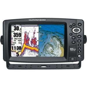 Sonar Chartplotter Fishfinder Combo