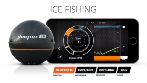 deeper sonar ice fishing