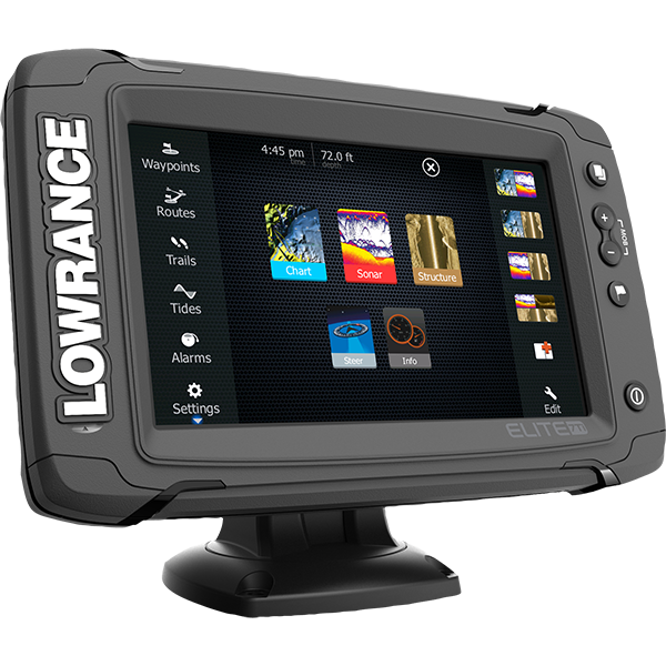 Lowrance Elite-7 TI review