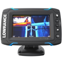 Lowrance elite-5 ti review