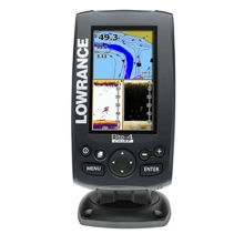 Lowrance elite 4 chirp review