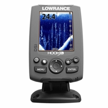 lowrance hook 3x dsi review