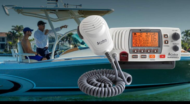 How to Use a VHF Radio in a Boat