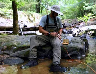 How to Dry Wading Boots